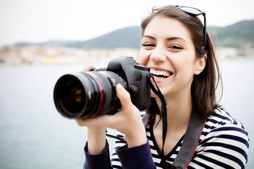learn the basics of photography.